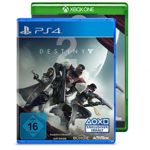 Destiny 2 - Standard Edition (PS4 oder XBox One)