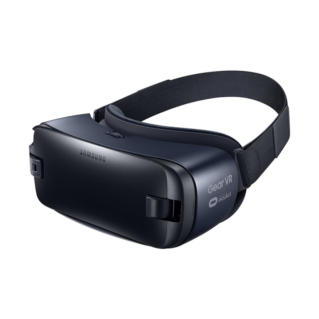 samsung gear vr sm r323 virtual reality brille schwarz. Black Bedroom Furniture Sets. Home Design Ideas