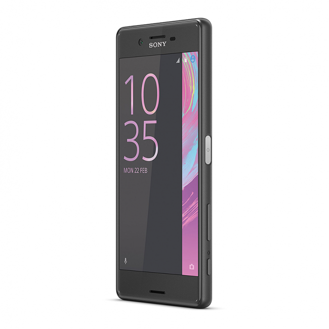 sony xperia xz 32 gb schwarz. Black Bedroom Furniture Sets. Home Design Ideas