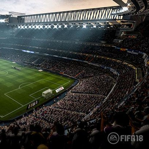FIFA 18 ( PS 4,Nintendo Switch  oder XBox One )
