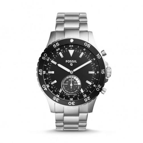 Fossil Hybrid Smartwatch Q Crewmaster